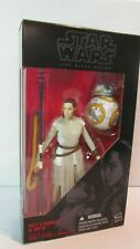 Star Wars Black Series Rey (Jakku) and BB-8 (#02) - 6 inch Figure