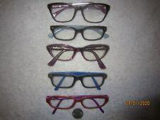 Lot of 5 Ray-Ban Plastic Eyeglasses RB 5298 1533 5242 1535 5084 MEN WOMEN office