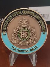 9RQR (Royal Queensland Regiment) Medallion - Formerly 9th Battalion A.I.F.