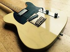 FENDER FUJIGEN '52 RI BLONDE KEITH RICHARDS MICAWBER TELECASTER 1995 WHTE ASH