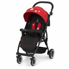 Kiddy Urban Star 1 Stroller Travel System PushChair Push Chair Pram Chilli Red