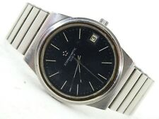 Eterna Matic 3003 design automatico bracciale dedicato Eterna acciaio anni '70