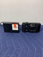 Sony Cyber-shot DSC-H90 Black Digital Camera (DSC-H90BGB)