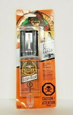 Gorilla Glue Epoxy Dries Clear 5 Minute Set  NEW  Made in USA 25mL