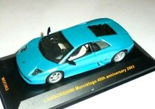 Ixo Models 1/43 Scale Moc062 - 2003 Lamborghini murcielago 40th Anniversary