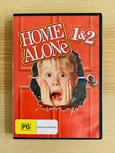 Home Alone 1 & 2 (DVD), FREE EXPRESS Shipping to your door