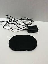 UBIOLABS Wireless Charging Pad Fast Charge for Apple & Android Qi Enabled Phones