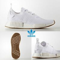 Adidas Original NMD R1 PK Shoes Running Grey BY1888 SZ 4-11 Limited Q Available
