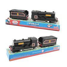 Originalx Thomas and Friends Donald Plastic Electric Train Set