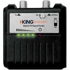 KING SURELOCK DIGITAL TV  SIGNAL FINDER