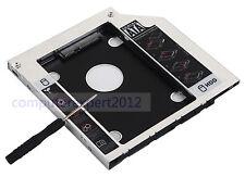 2nd HD Disco Rigido HDD SSD Caddy per Lenovo IdeaPad 100 100-15IBD UJ8HC DA8A6SH