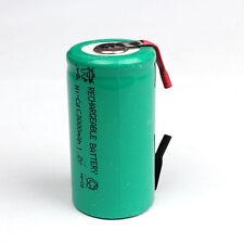 OFFERTA SPECIALE 3000mah Ni-cd C 1.2V batteria ricaricabile con linguetta