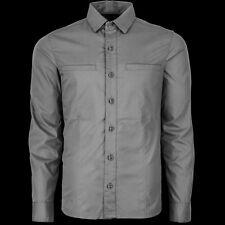 TAD Gear Triple Aught Design Tradecraft Shirt L (Large) size Gunmetal Color New