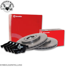 Brembo Bremsensatz VORNE Ø 256mm VW Caddy 2 Golf 3/4 Lupo Polo Vento