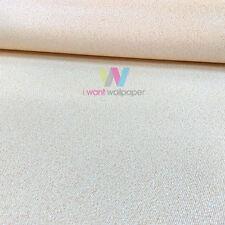 Holden Décor Clara Texture Plain Pattern Wallpaper Modern Vinyl Mink 35220