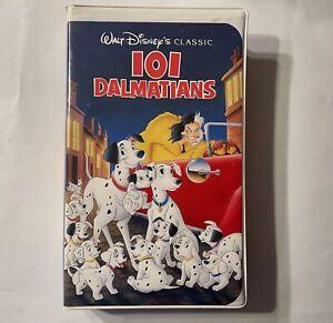 Walt Disney's 101 Dalmatians (VHS)