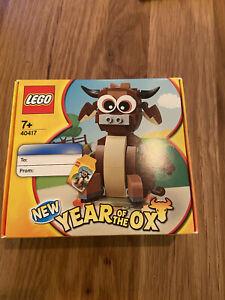 LEGO Year Of The Ox 🐂 (40417) BNIB *NEW 2021* Chinese New Year / Zodiac