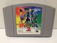 Pokemon Stadium 2 Nintendo 64 (N64) - Pocket Monster Stadium 2 Japan Import