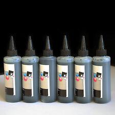 600ml Black Refill bulk Ink HP02 CISS for HP D7268 D7355 D7360 D7460 C7180