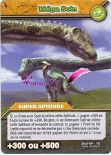 Carte DINOSAUR KING Attaque Alpha MEGA SOIN DKAA 064/100