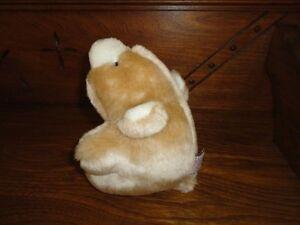 Gund 1996 Snuffles Brown & White Bear