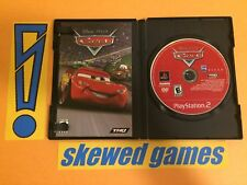 Disney Pixar Cars - Greatest Hits 1 - PS2 PlayStation 2 Sony COMPLETE