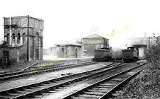 Sudbury Railway Station Photo. First Station. Great Eastern Railway. (1)