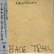 NEIL YOUNG-PEACE TRAIL-JAPAN CD F45