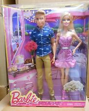 2012 BARBIE & KEN...LIFE IN THE DREAM HOUSE ......NRFB