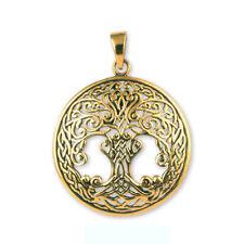 Gypsy Gold Pendant Tree Of Life