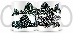 Plecostomus Fish Mug L333 Plec Pleco