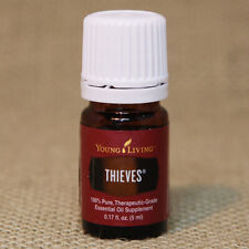 Young Living THIEVES 5mL Essential Oil NEW Unopen SHIP 24 hr IMMUNE & ANTISEPTIC