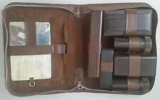 Conjunto De Aseo Para Hombre Vintage Mens Grooming Kit -