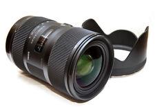 Sigma 18-35mm f/1.8 DC HSM Art Lens Canon EF Mount XK