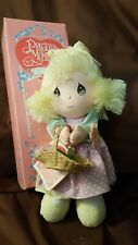 Precious Moments 1990 Cloth Doll Of The Month by Applause - May