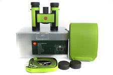 LEICA FERNGLAS ULTRAVID 8X20 Colorline Apfel-grün - 40628  * Fotofachhändler *