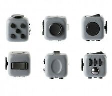 Stress Relief Fidget Cube Premium Box Adults Children Desk Toy- NEW UK SELLER