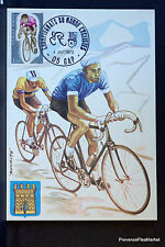 CYCLING ROUTE GAP 1972 CARD MAXIMUM FRANCE Premier Day 1° FDC Yt1726/3c
