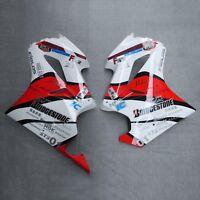 Left +Right Side Fairing Low Belly Bodywork Panel for Honda 2002-2012 VFR800