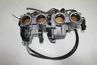 07-08  Yamaha YZF R1 THROTTLE BODY BODIES TPS FUEL INJECTION INJECTORS