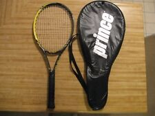 PRINCE HYBRID 100 TENNIS RACQUET & COVER