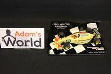 Minichamps Jordan Peugeot lauch 1996 1:43 Martin Brundle (GBR) (MM1)