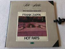 Frank tsappa-Hot Conseil-art & music le Colonel, LP, 1976 textured gatefold-Comme neuf -!