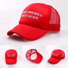 HOT Make America Great Again Hat Donald Trump Republican Mesh Fashion Cap 2016