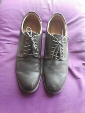 Brown DEXTER COMFORT Leather Shoes Size 10 1/2 MADE IN THE USA