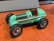 Schuco Studio 1050 Green Mercedes Grand Prix Racer #6 No Key