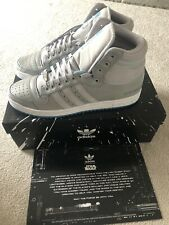 Adidas Top Ten Hi Star Wars UK9.5 9 1/2 ObiWan Kenobi Trainers Shoes FV8031 Grey