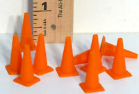 H&R Racing HR701 Safety Cones for Track Scenery (10pcs) 1:24 Slot Car