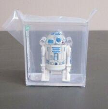 R2-D2 1977 STAR WARS Graded AFA 80+ NM HK Coo JJ New Case