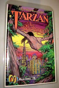 Tarzan: The Beckoning #1 (Jan 1993, Malibu ) mint condition